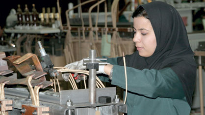 جضور پررنگ زنان کارآفرین در جامعه ایران