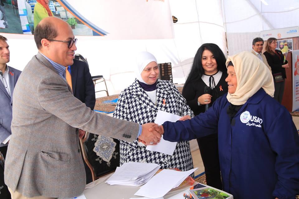 زنان مصر در بازار کار و کارآفرینی