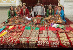 پوشش سنتی زنان ایران