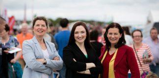 زنان ایرلند