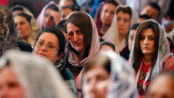 زنان عراقی