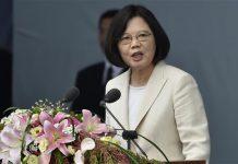 زنان تایوان رییس جمهور تایوان