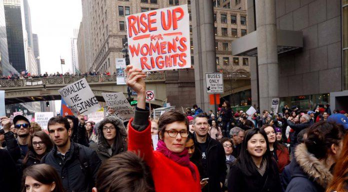 مطالبات زنان