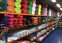 مراکز خرید پارچه در تهران